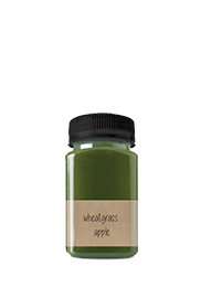 Wheatgrass Apple